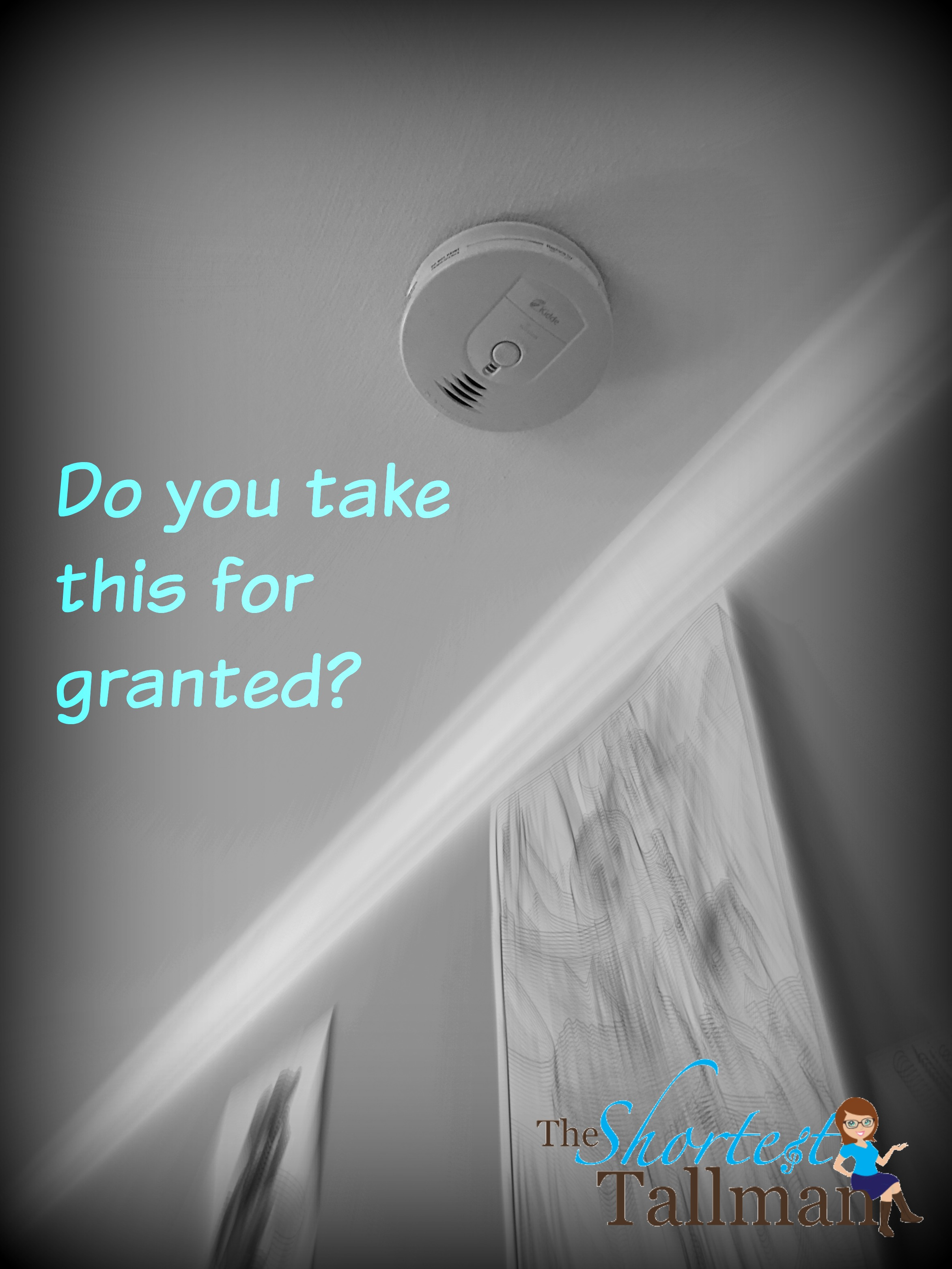 Do you take this for granted? www.theshortesttallman.com