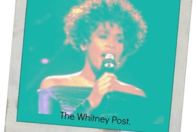 The Whitney Post. www.theshortesttallman.com