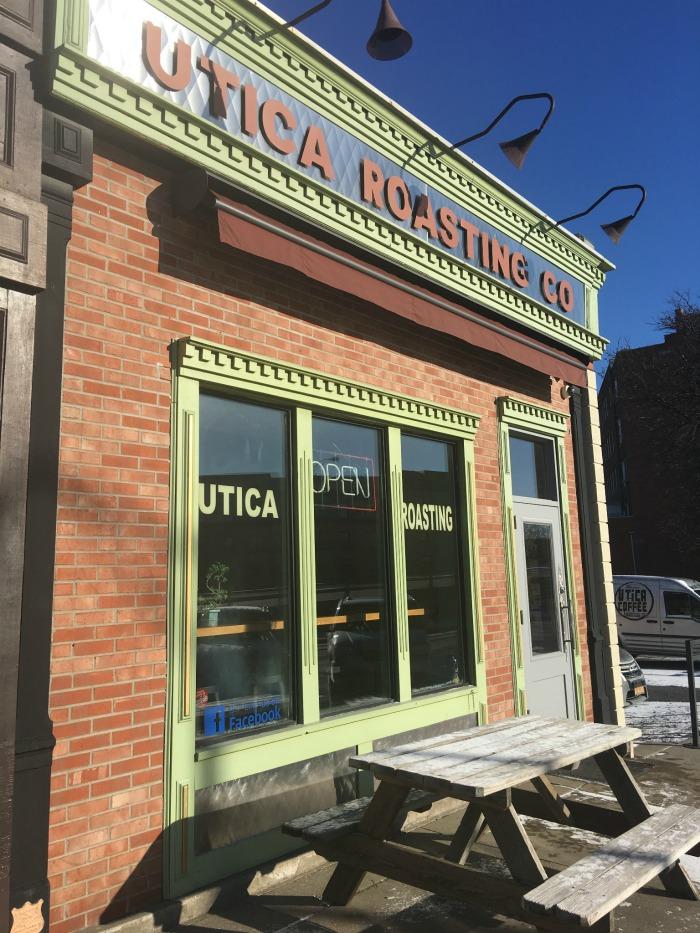 Utica Coffee Cold Brew! www.theshortesttallman@mac.com