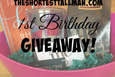 www.theshortesttallman.com 2016 Giveaway!!!