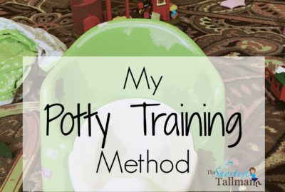 Easy Potty Training! www.theshortesttallman.com