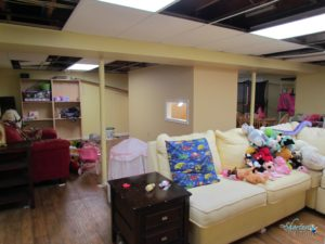 Basement Play Space Project www.theshortesttallman.com