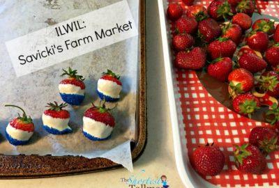 ILWIL: Savicki's Farm Market! www.theshortesttallman.com